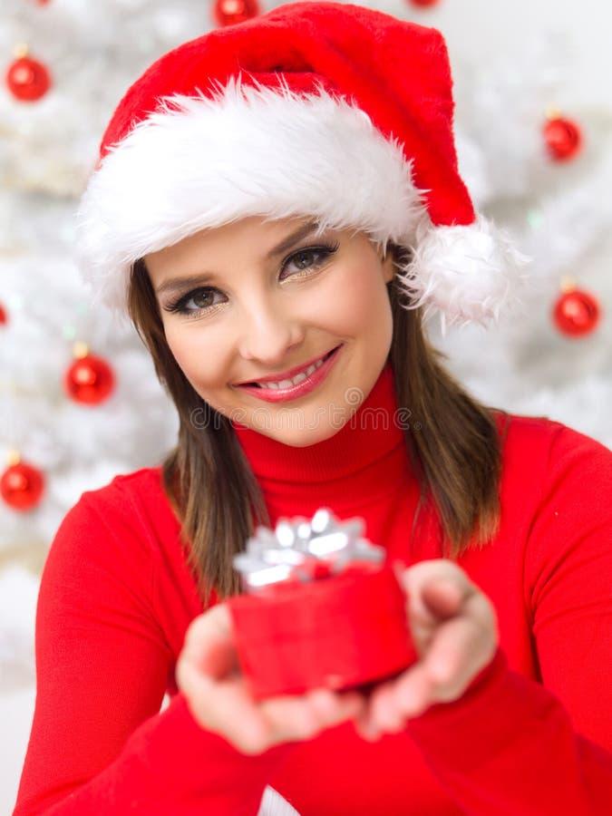 Belleza de la Navidad imágenes de archivo libres de regalías