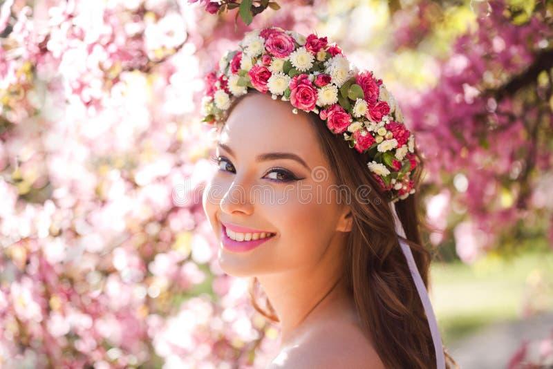 Belleza de primavera natural asombrosa imágenes de archivo libres de regalías