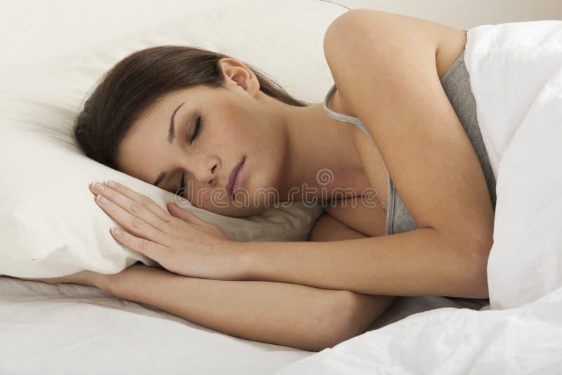 Belleza durmiente fotos de archivo libres de regalías