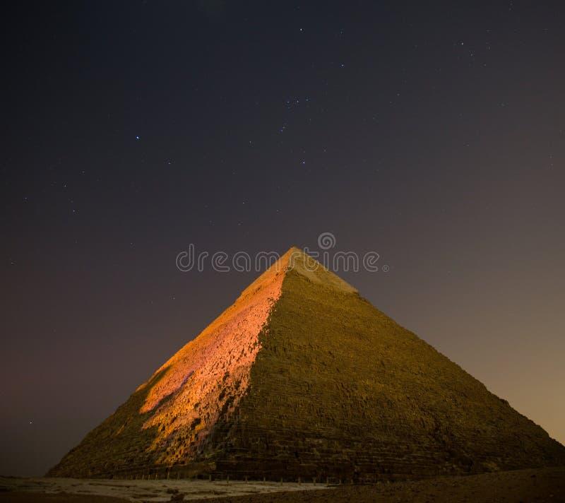 Belleza egipcia fotos de archivo