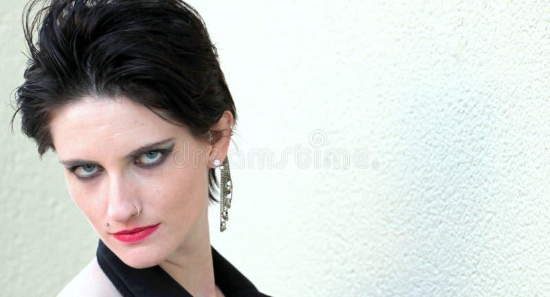 Belleza femenina atractiva. imágenes de archivo libres de regalías