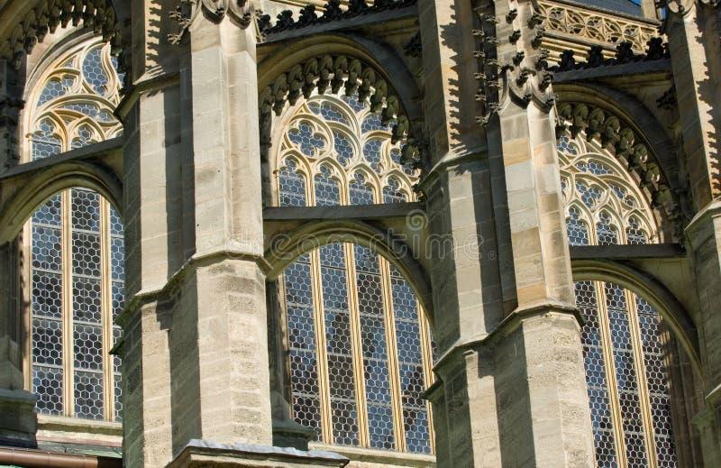 Belleza gótica foto de archivo libre de regalías