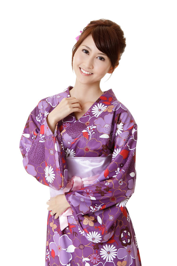 Belleza japonesa sonriente feliz fotos de archivo libres de regalías