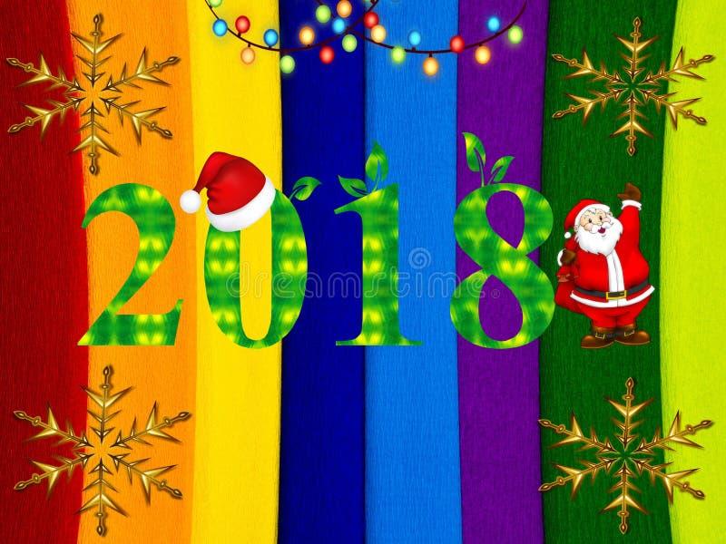 Belleza photo233 del Año Nuevo fotos de archivo