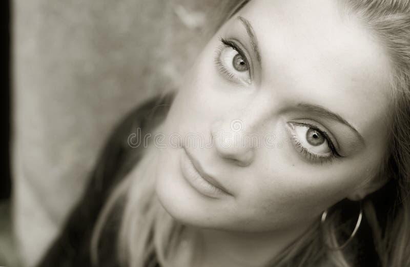 Bellezza fotografie stock