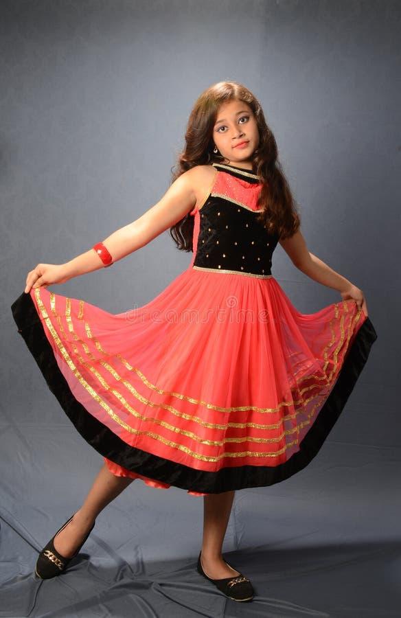 Bellezza adolescente fotografia stock libera da diritti