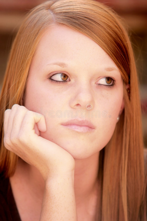 Bellezza alesata fotografie stock libere da diritti
