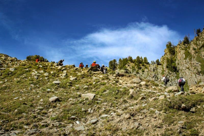 Bellezza della natura di Himachal Pradesh, India immagini stock libere da diritti
