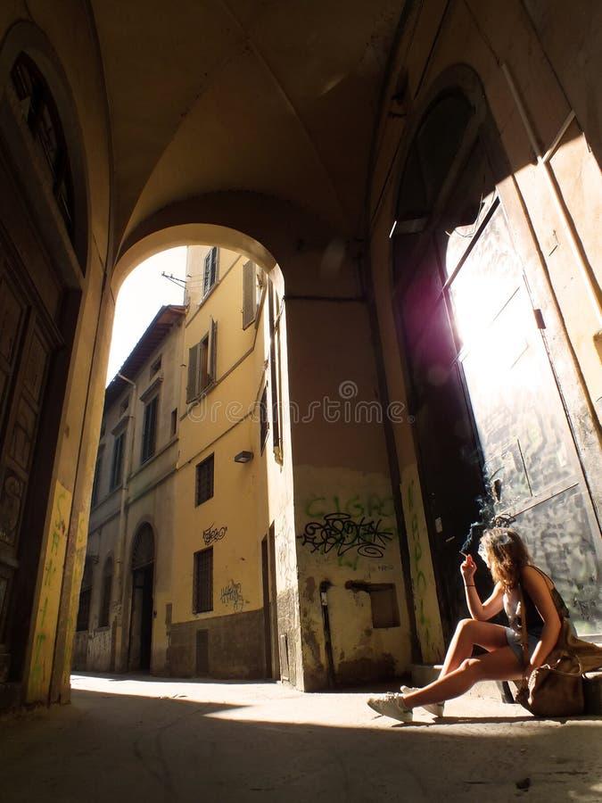 Bellezza di Firenze immagini stock
