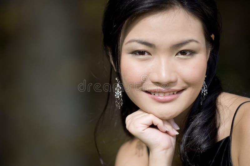 Bellezza esterna fotografia stock