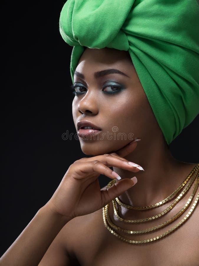 Bellezza etnica fotografia stock libera da diritti