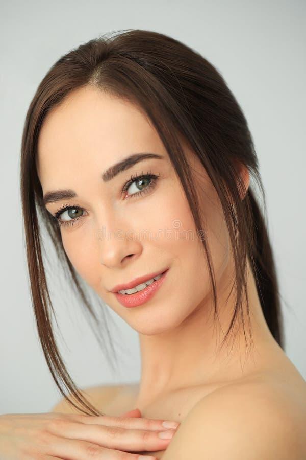 Bellezza femminile fotografia stock libera da diritti