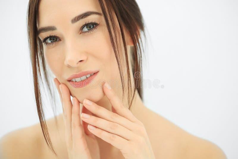 Bellezza femminile fotografia stock