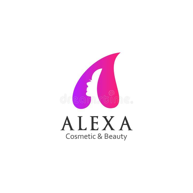 Bellezza iniziale Logo Design Inspiration di A
