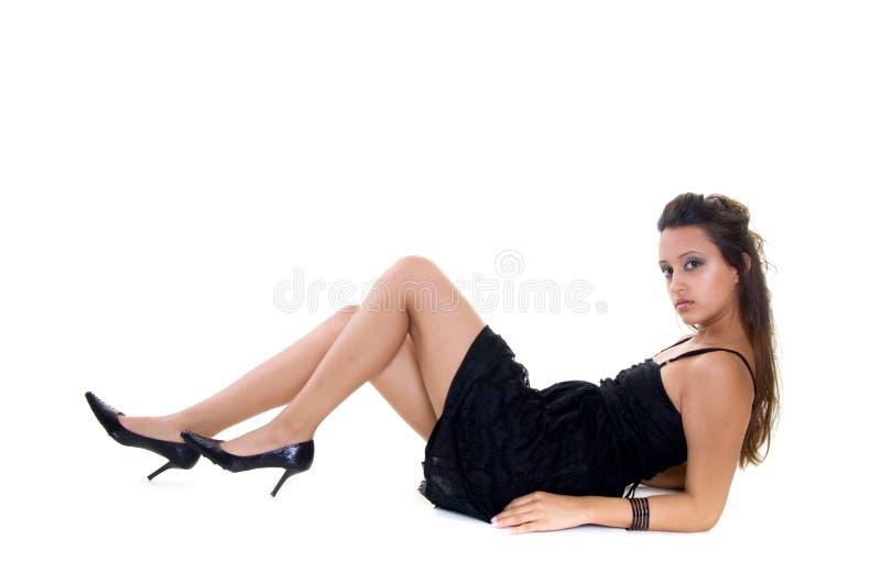 Bellezza ispanica fotografie stock libere da diritti