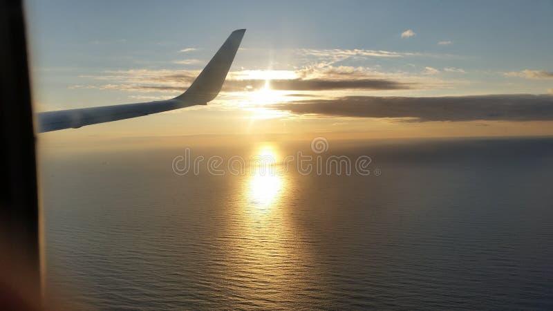 Bellezza nel cielo fotografia stock libera da diritti