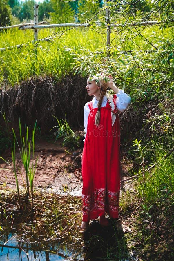Bellezza russa fotografia stock libera da diritti