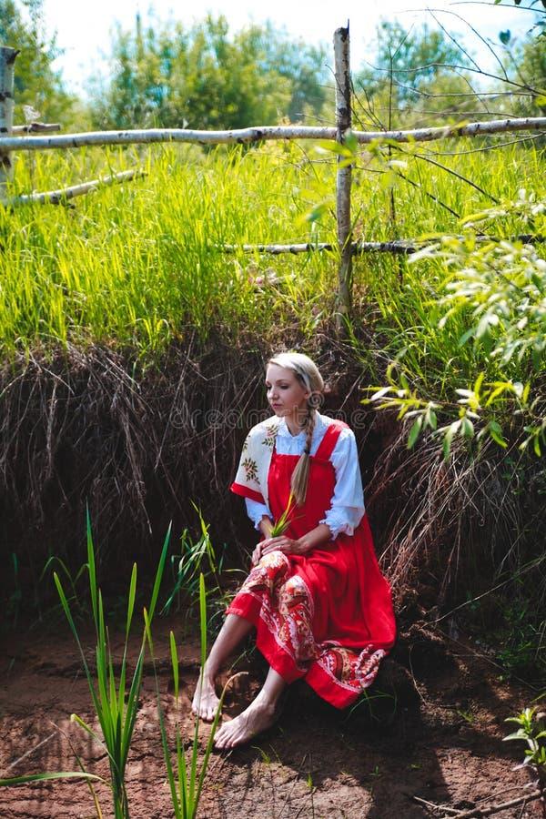 Bellezza russa immagine stock libera da diritti