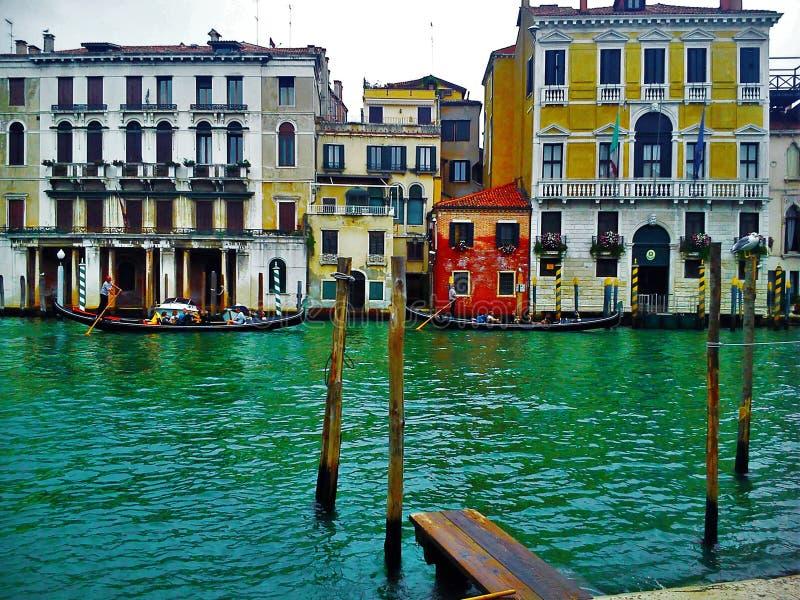 Bellezze del sole di Venezia fotografia stock libera da diritti