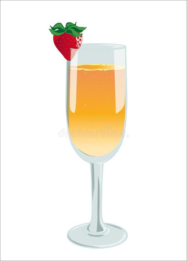 Bellini da bebida longa foto de stock