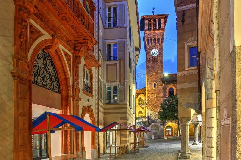 Bellinzona, Switzerland stock photos