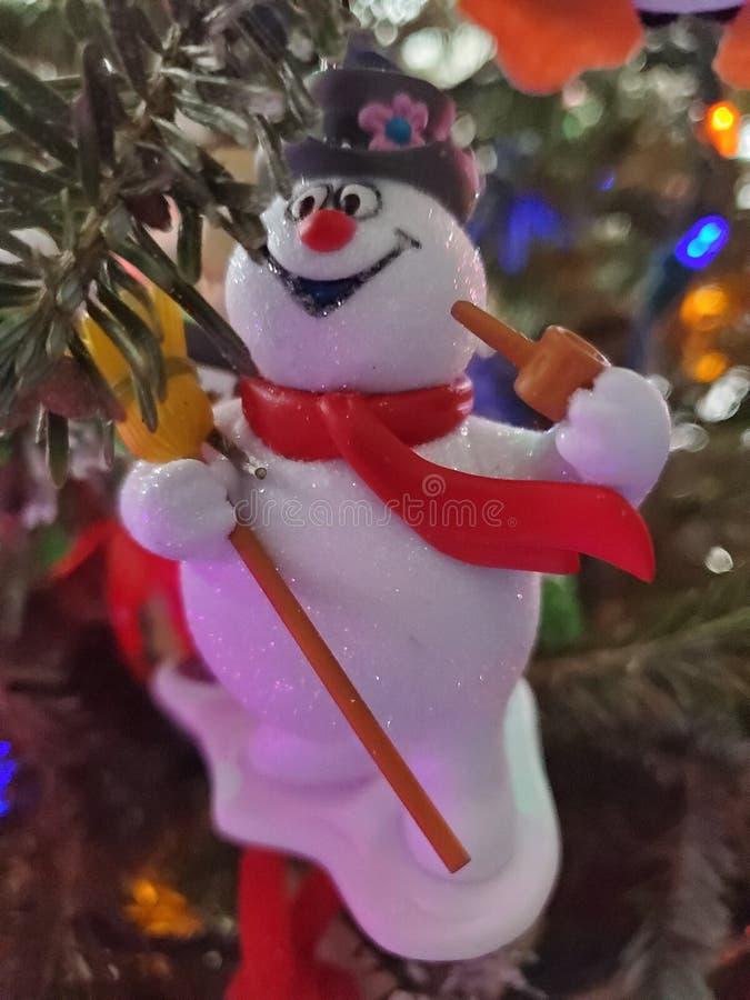 Bellissime festività natalizie hoho santa arnese fotografia stock libera da diritti
