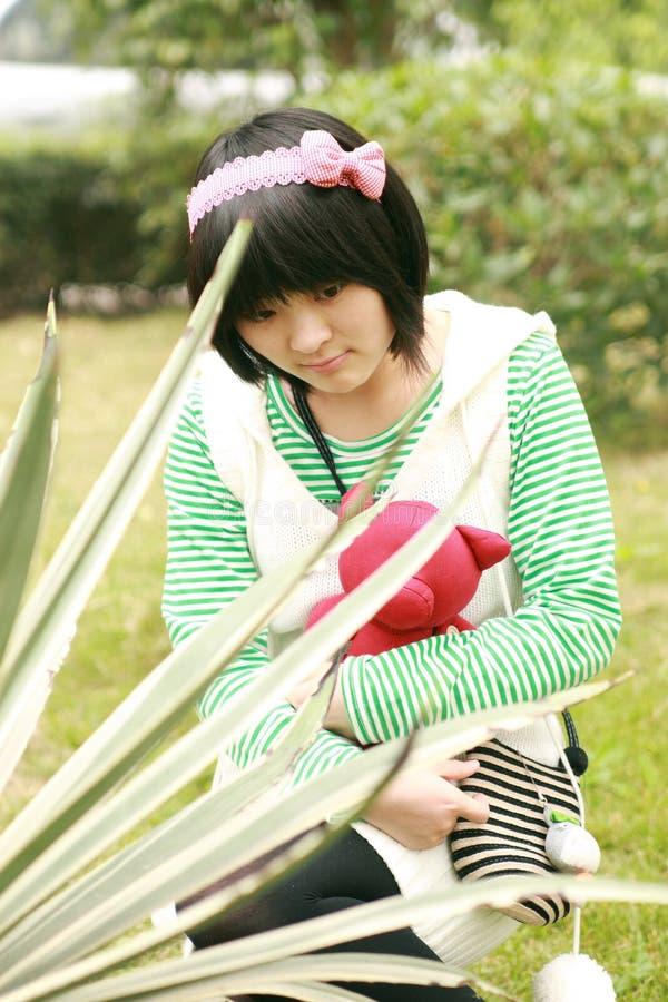 Download Bello allievo immagine stock. Immagine di ethnicity, cinese - 7317695