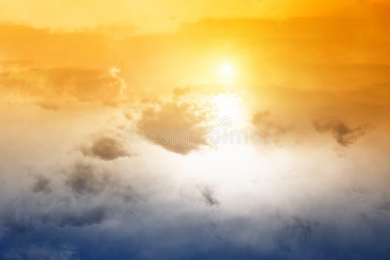 Bello cielo immagini stock libere da diritti