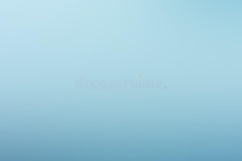 Bello cielo blu della radura di pendenza del fondo senza nuvole royalty illustrazione gratis