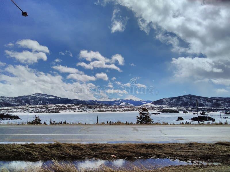 Bello Colorado fotografia stock libera da diritti