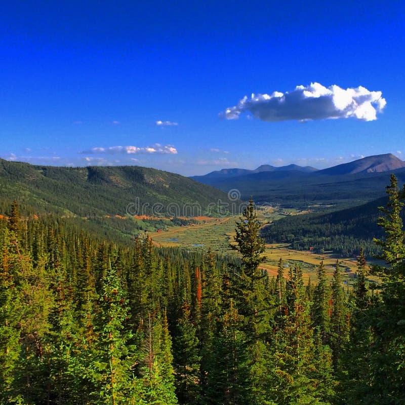 Bello Colorado immagini stock