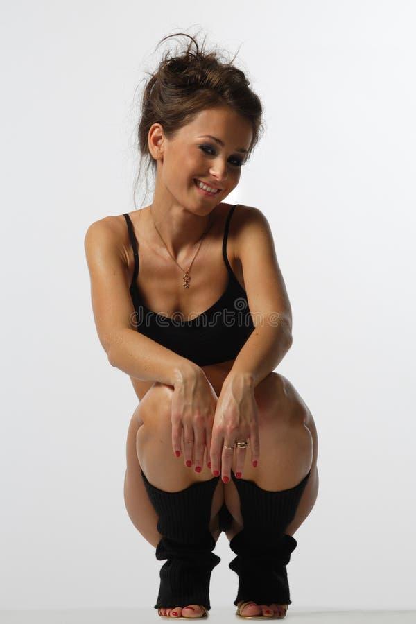 Download Bello danzatore immagine stock. Immagine di modo, donne - 3889121