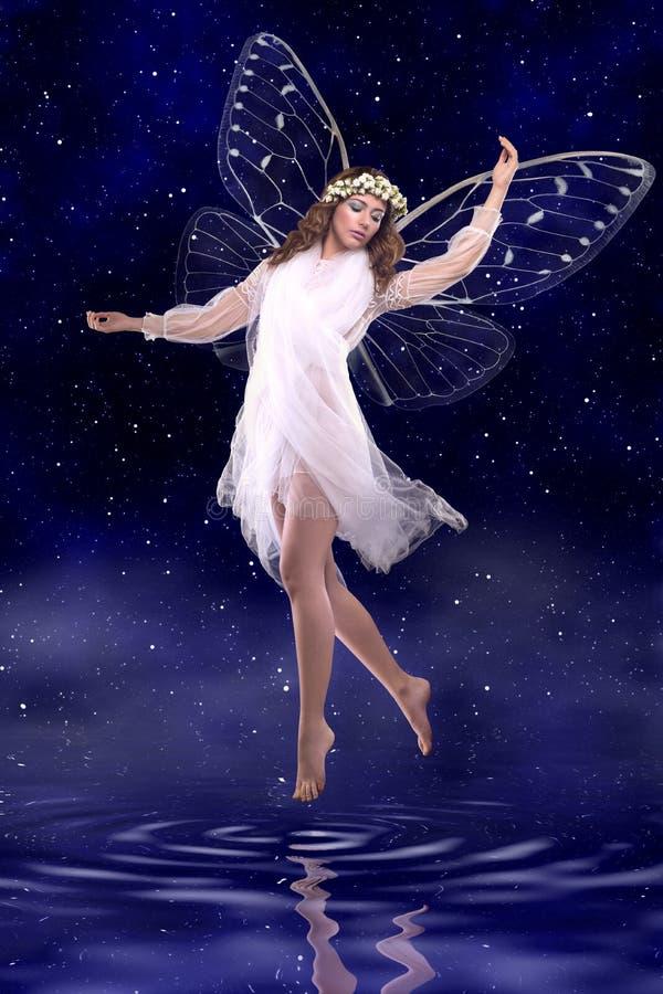 Bello fairy immagini stock