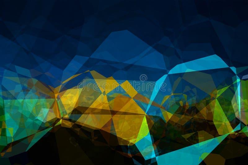 Download Bello fondo di arte illustrazione di stock. Illustrazione di multicolored - 55356757