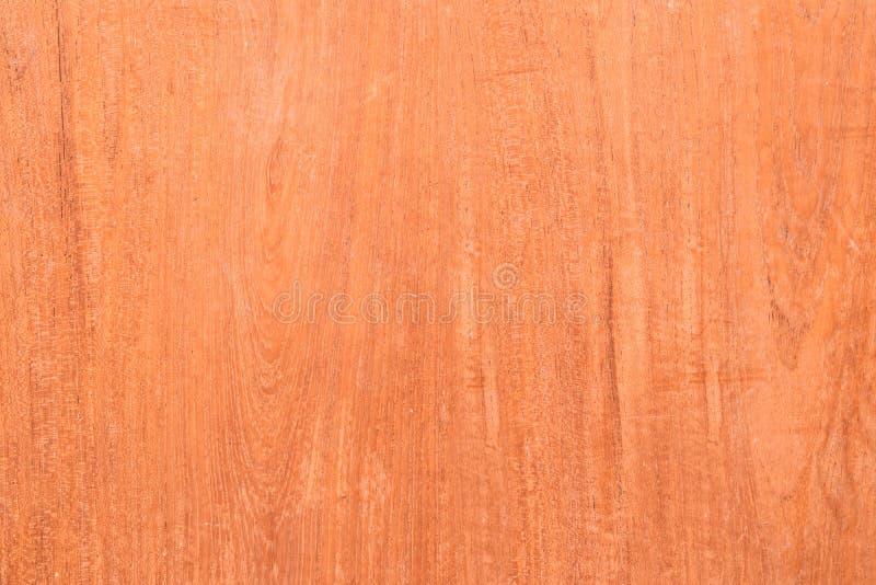 Bello fondo di legno arancio fotografia stock libera da diritti