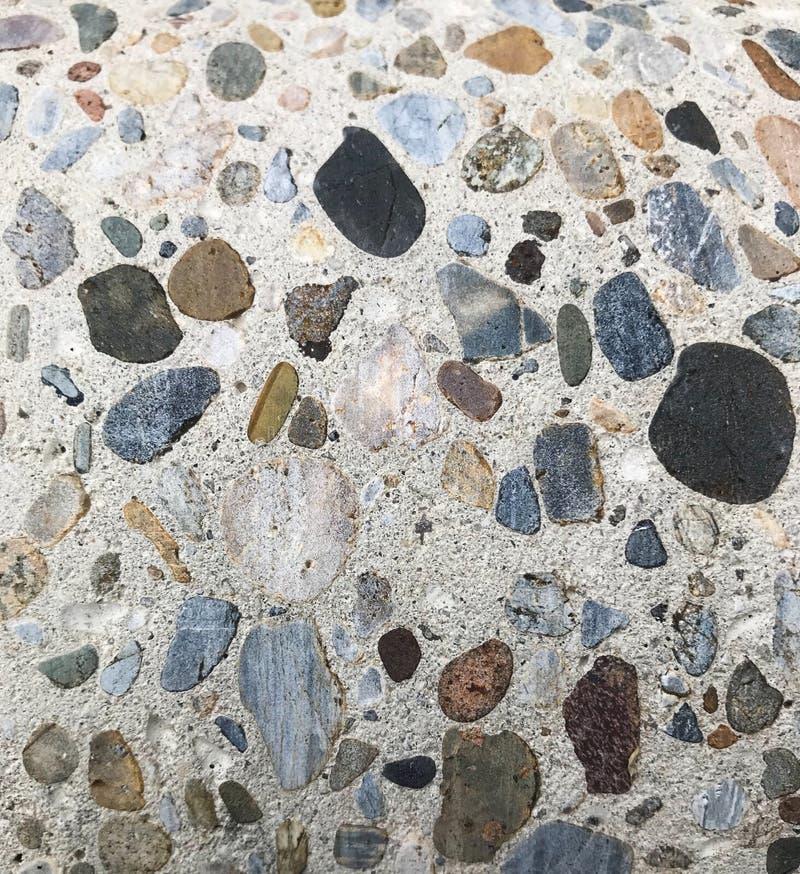 Bello fondo di struttura della pietra di terrazzo immagine stock