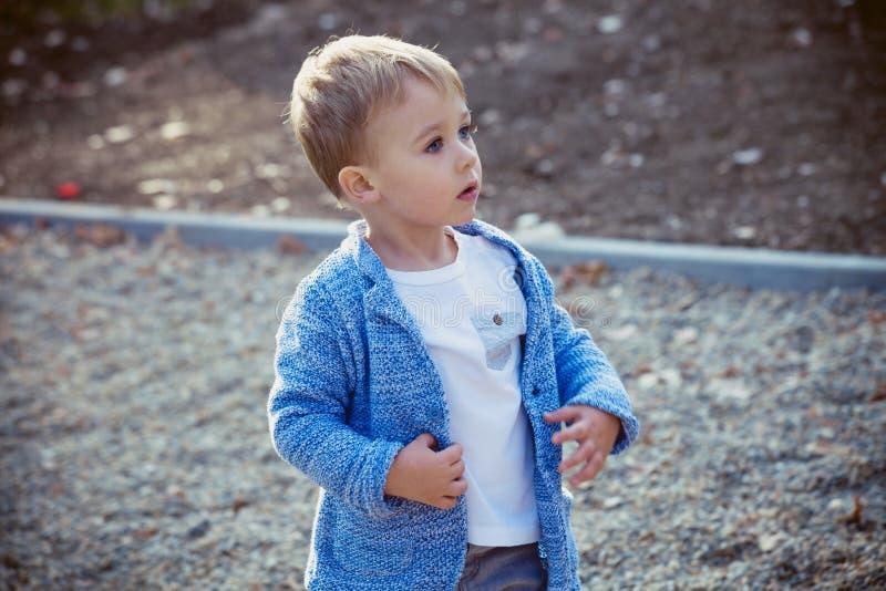 Bello Little Boy fotografia stock libera da diritti