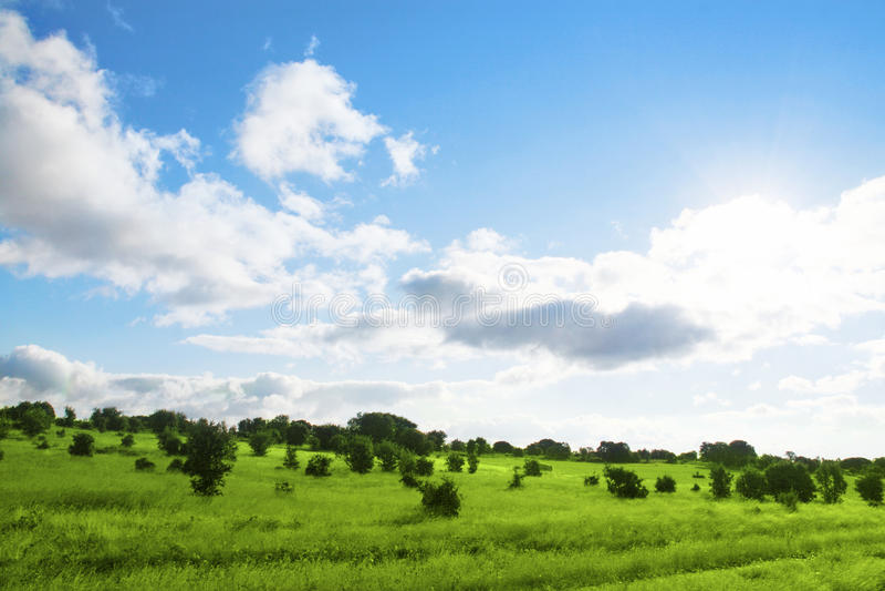 Bello paesaggio fotografie stock libere da diritti