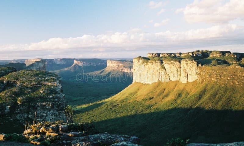 Bello paesaggio brasiliano immagine stock