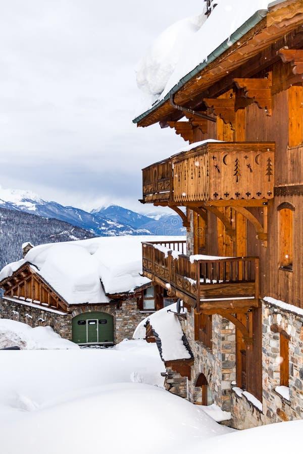 Bello posto nelle alpi fotografia stock libera da diritti
