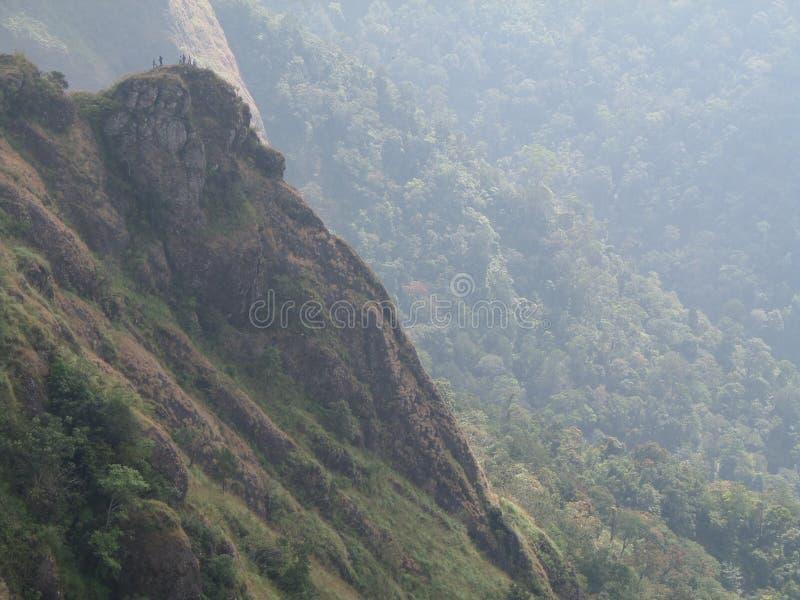 Bello posto Wagamon_3 del Kerala fotografie stock