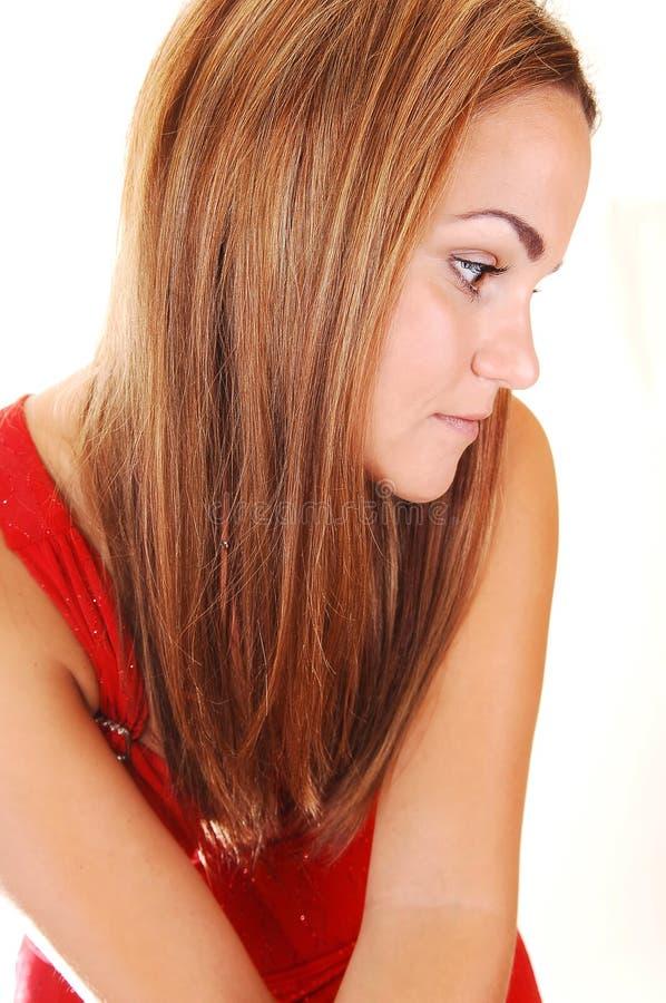 Bello ritratto della donna. fotografie stock libere da diritti