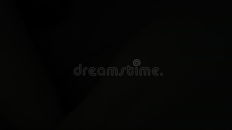 Bello tessuto ondulato nero, fondo generato da computer, rappresentazione 3d royalty illustrazione gratis