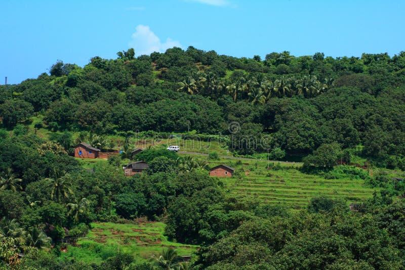 Bello villaggio Pawas-XIV fotografie stock libere da diritti