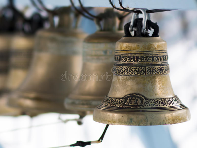 Bells royalty free stock photo