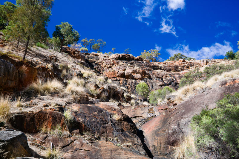 Download Bells Canyon Nature Reserve Stock Image - Image: 11555087