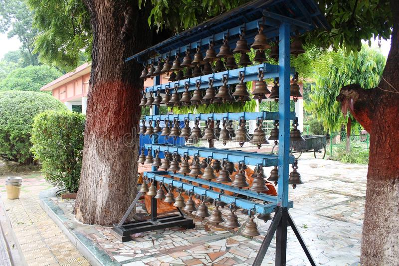 Bells royalty free stock image