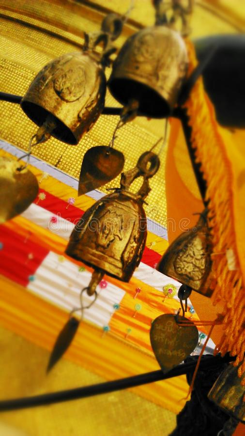 Download Bells On The Golden Mountain Stock Image - Image: 43675499