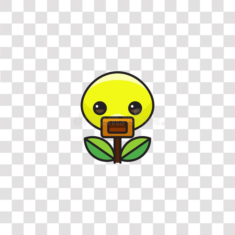 Bellsprout icon sign and symbol. bellsprout color icon for website design and mobile app development. Simple Element from pokemon. Go collection isolated on vector illustration