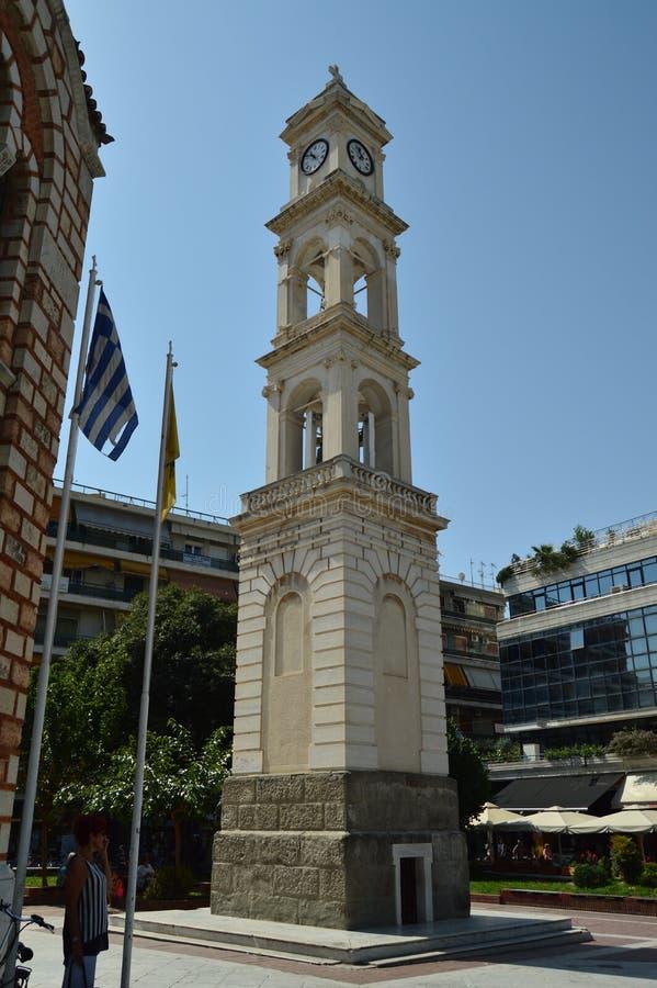 BellTower附录圣尼古拉斯东正教  建筑学历史旅行 免版税图库摄影